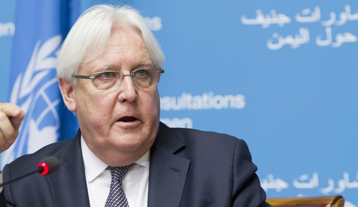 غريفيث: تمديد الجداول الزمنية لتنفيذ اتفاق السويد