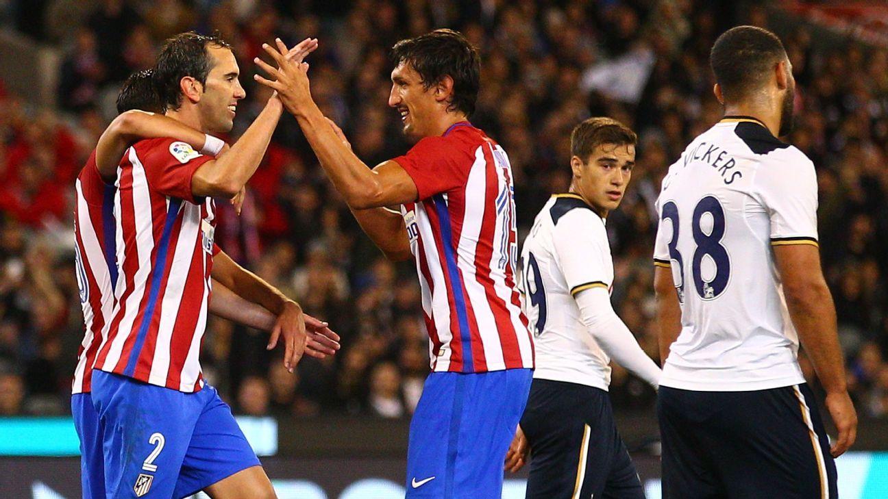 يوفنتوس يسعى لضم مدافع أتلتيكو مدريد
