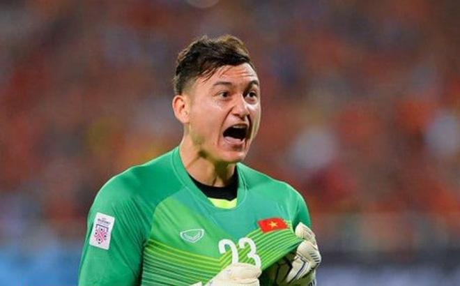 حارس فيتنام يعبر عن حزنه بعد الخروج من كأس آسيا