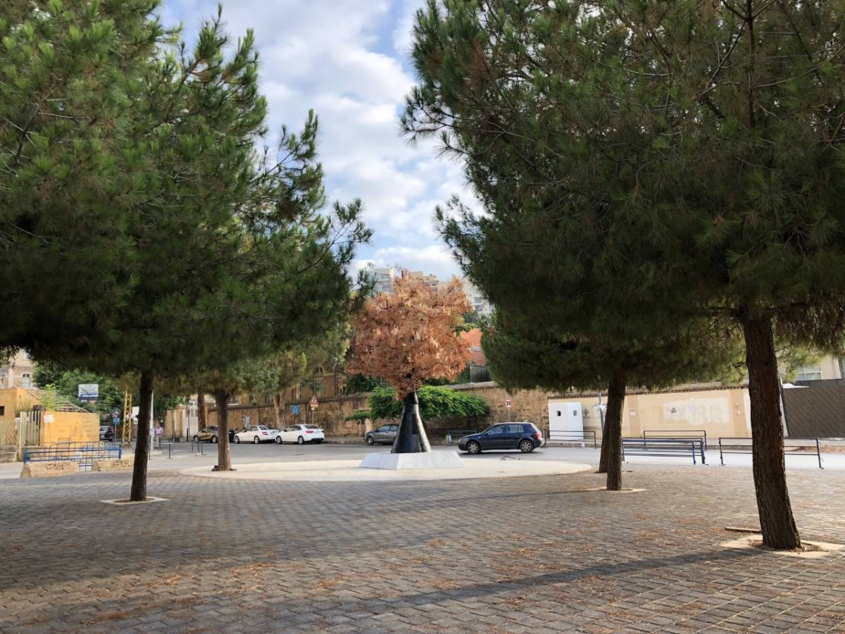 """""""شجرة الذاكرة"""" ليزن حلواني تنطق بأوجاع ضحايا مجاعة لبنان الكبرى"""