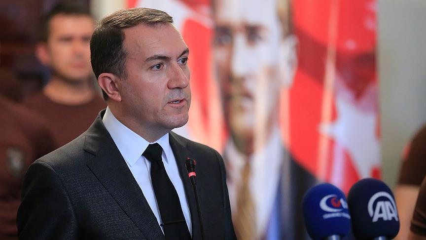 يلدز: السفارة التركية في البصرة ستفتح أبوابها من جديد قريباً