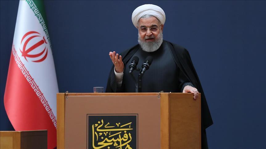 روحاني: الأعداء يخططون لممارسة الضغوط على إيران