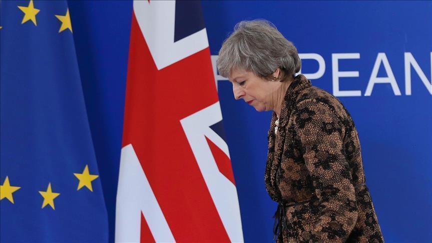 ماي ترغب بإعادة فتح مفاوضات الخروج من الإتحاد الأوروبي